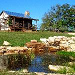 Swiss Log Cabin @ Barons CreekSide