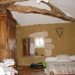 Chambre Caroline (le lit d'appoint)