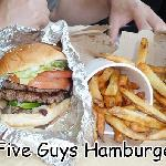 Five Guys Hamburger & Fries Oct 2, 2010