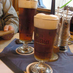 Dampfbier for two