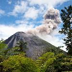 Arenal eruption