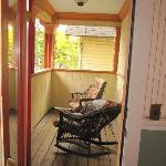 Room #1 Covered Porch