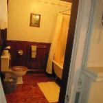 Room #1 Beautiful Large Bathroom