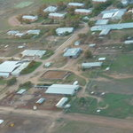 Longreach from the air