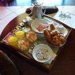 Continental Breakfast - Room Service