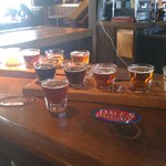 Beer Flight @ Oskar Blues