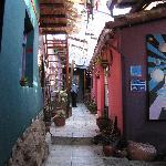Casa de la Gringa, Cusco, 1