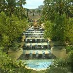 rivière à courrant, piscine giganstesque ...
