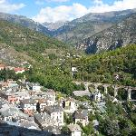 view of Tende