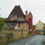 Village in Normandy
