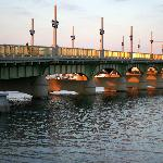 Morning Bridge VIew
