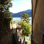 Varenna view of Lake Como
