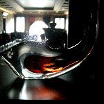 Glaskunst aus Murano im Hotel!