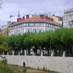 Hotel AC Burgos, fachada