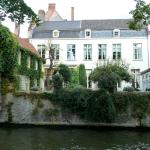 house seen from canal