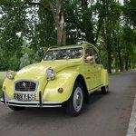 Tradi'Balade - Visite de Lille - Balades à thème - Citroën 2CV