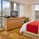 Largest Guest rooms in area