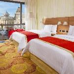 Deluxe Double Double room in Budapest