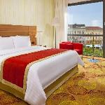 Deluxe King, spacious room in Budapest city center