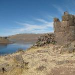 Ruinen bei Puno