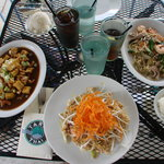 Good food at Tara Thai, Barracks Rd Shopping Center