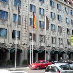Hotel Sofitel  Ristorante Aigner