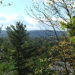 A view from Poetry Ridge