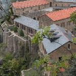 Abbaye toute proche St Martin