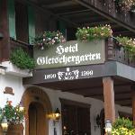 Chalet Hotel Gletschergarten is 100+ yrs old, Grindelwald, Switzerland