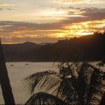 Ataredecer Bahía Drake
