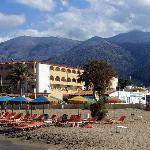 Phaedra Beach Hotel Foto