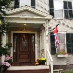 Photo de Canterbury House Bed and Breakfast