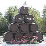 Grisch wine casks