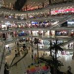 Turkey,Istanbul,Cevahir Shopping Center