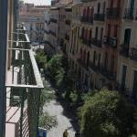 View from 3rd floor balcony towards Puerto del Sol