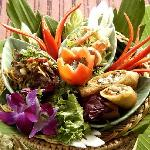 Widest selection of Thai dishes