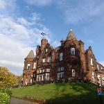 Sherbrooke Castle Hotel, Glasgow, Scotland