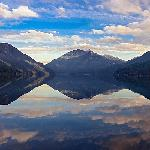 Crescent Lake, Olympic National Park
