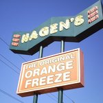 Foto de Hagen's Orange Freeze