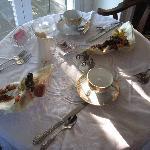 Table before Breakfast