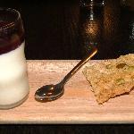 Panne Cotta for dessert