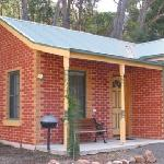 Brick miners cottages