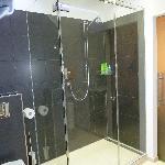 Room 34 The bathroom