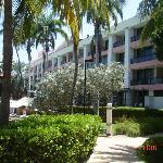 vista parcial del hotel (habitaciones)