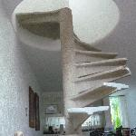 Spiral Stairs I referred to