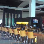 The bar (when it's empty)