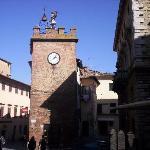 Torre di Pulcinella, batte le ore e le mezz'ore!