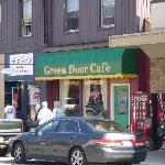The Green Door Cafe