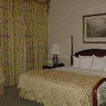Stylish, restful bedroom