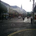 Main street, Killarney